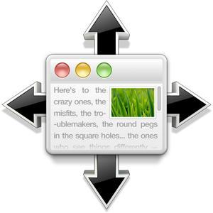 SizeUp 1.7.4 实用分屏小工具