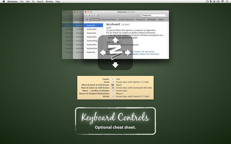 Moom 3.2.15 强大的窗口布局工具