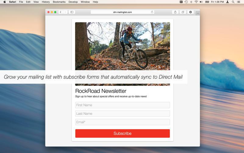 Direct Mail 5.6 强大的营销邮件发送工具