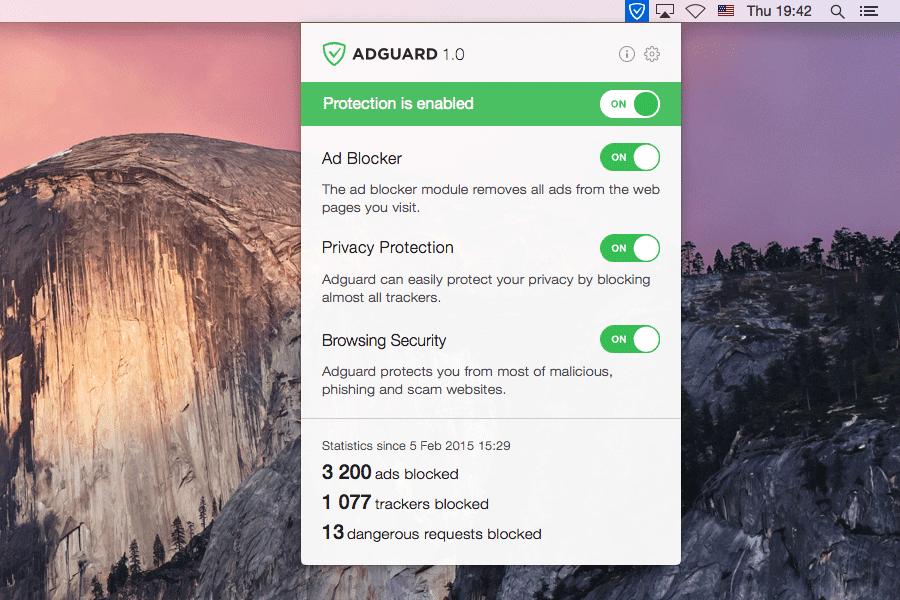 Adguard 1.5.12(462) 强大的广告拦截工具