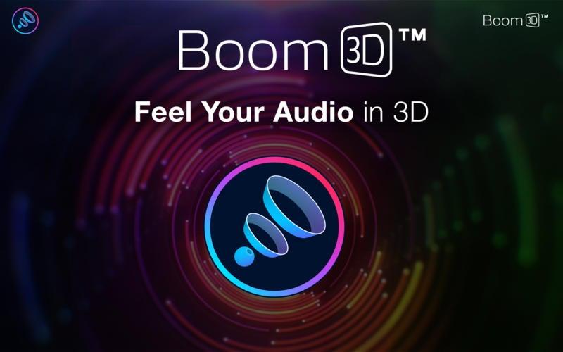Boom 3D 1.3.1 音效增强工具