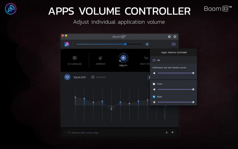 Boom 3D 1.2.5 音效增强工具