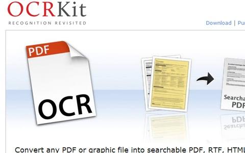 OCRKit Pro 18.10 超快的OCR文字识别软件