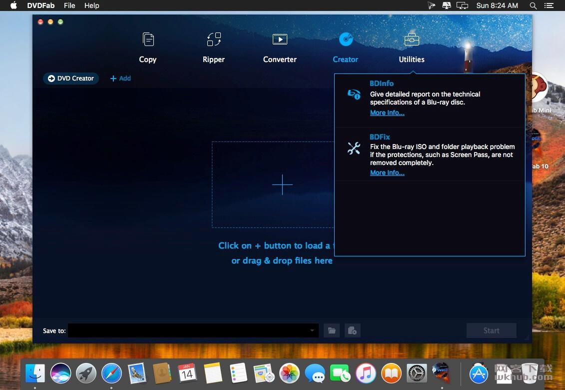 DVDFab All-In-one 10.0.9.2 功能强大的DVDFab套装