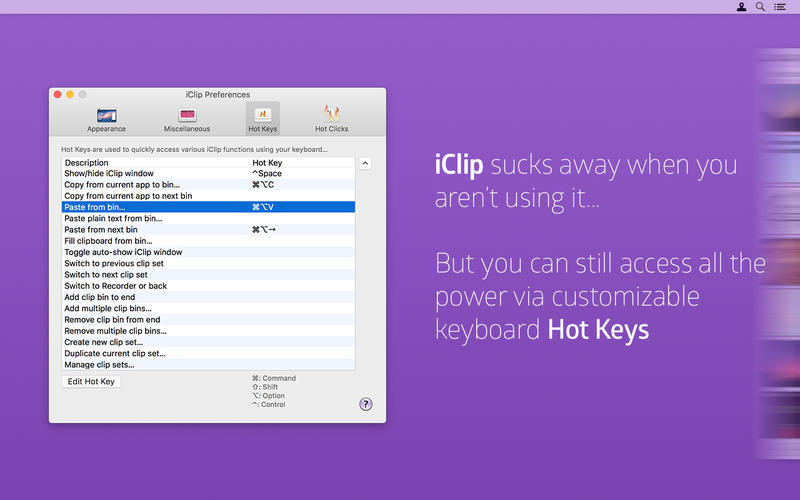 iClip 5.2.6b8 剪切板管理工具