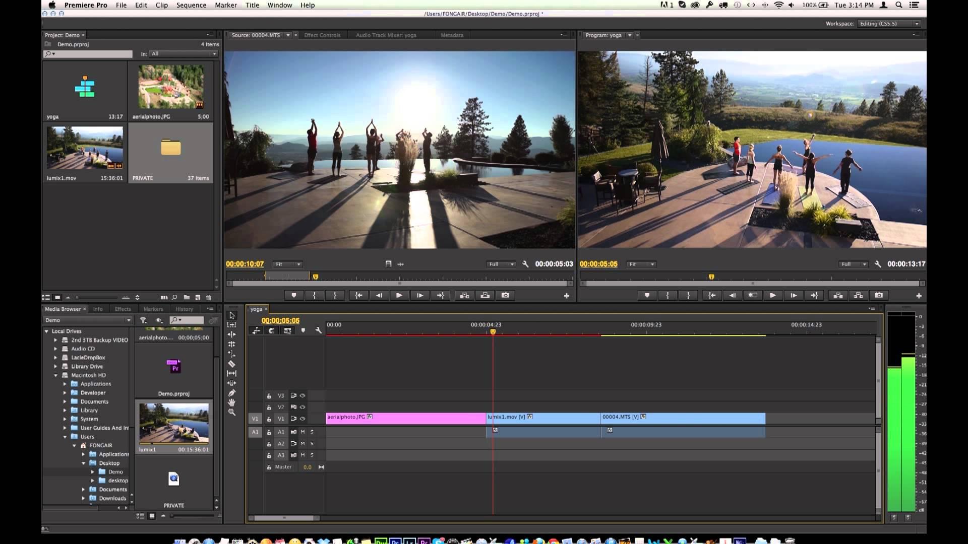 Adobe Premiere Pro CC 2018 12.1.1.10 强大的视频编辑软件