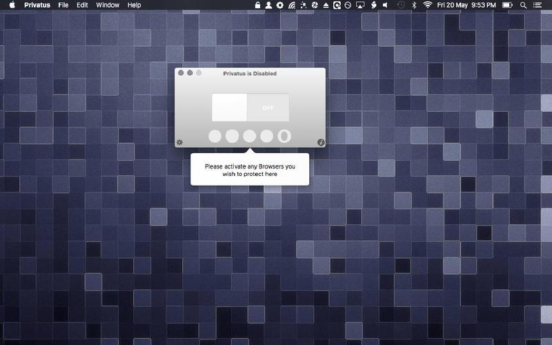 Privatus 6.1.8 一款自动网页缓存清理工具