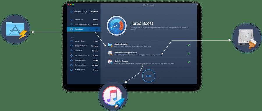 MacBooster 7.2.0(28588) 系统清理和优化工具