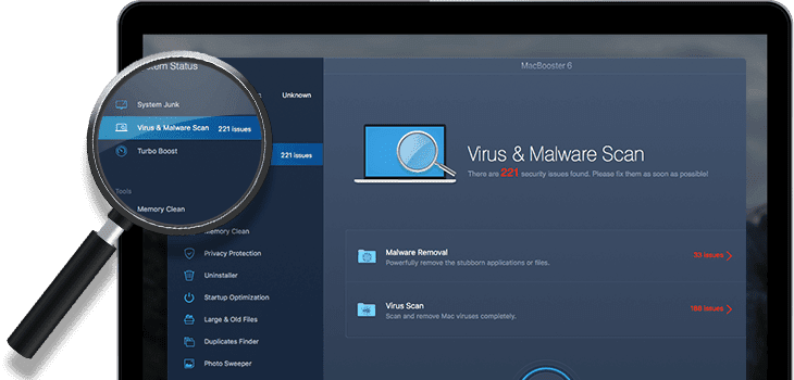 MacBooster 7.2.3 系统清理和优化工具