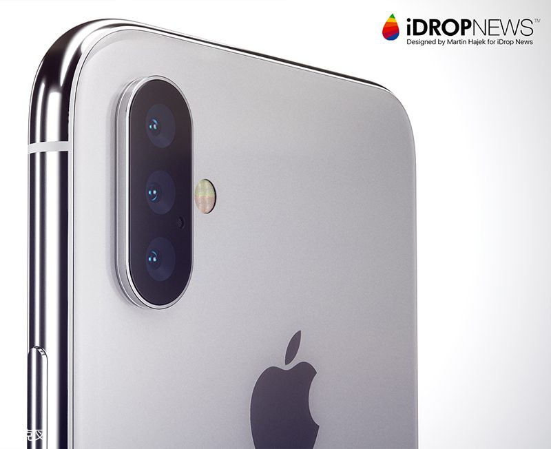 明年的 iPhone 真要配三颗后置摄像头了?