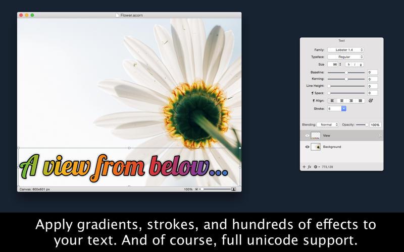 Acorn 6.3.2 优秀的轻量级图形处理工具