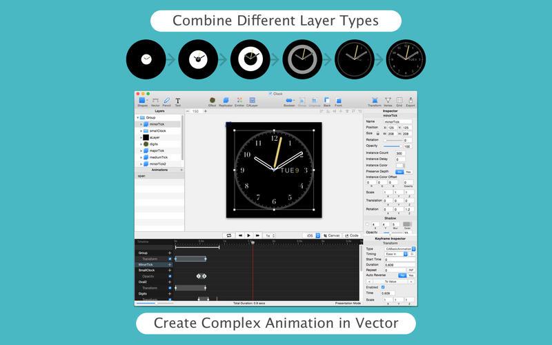 QuartzCode 1.66.3 动画制作开发工具