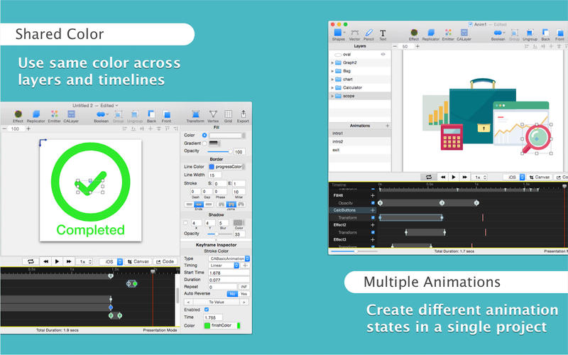 QuartzCode 1.66.2 动画制作开发工具