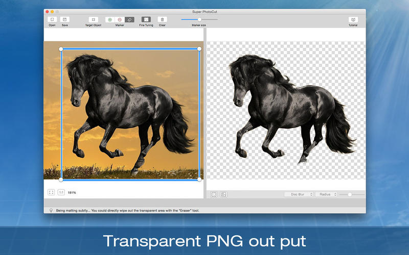 Super PhotoCut Pro 2.7.1 超级抠图工具
