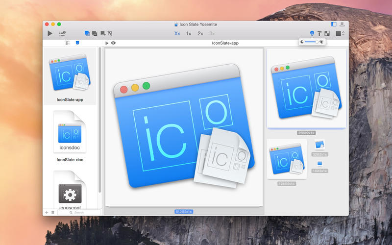 Icon Slate 4.4.9 图标生成工具
