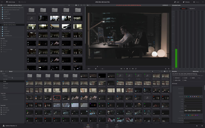 DaVinci Resolve Studio 15.1 Mac顶级调色软件