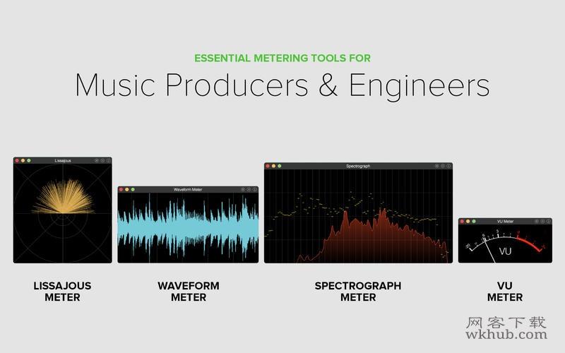 Spectre 1.9.4 专业的实时音频分析工具