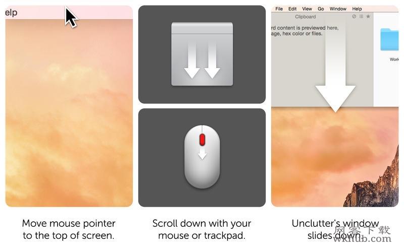 Unclutter 2.1.16d 便捷的笔记存储应用