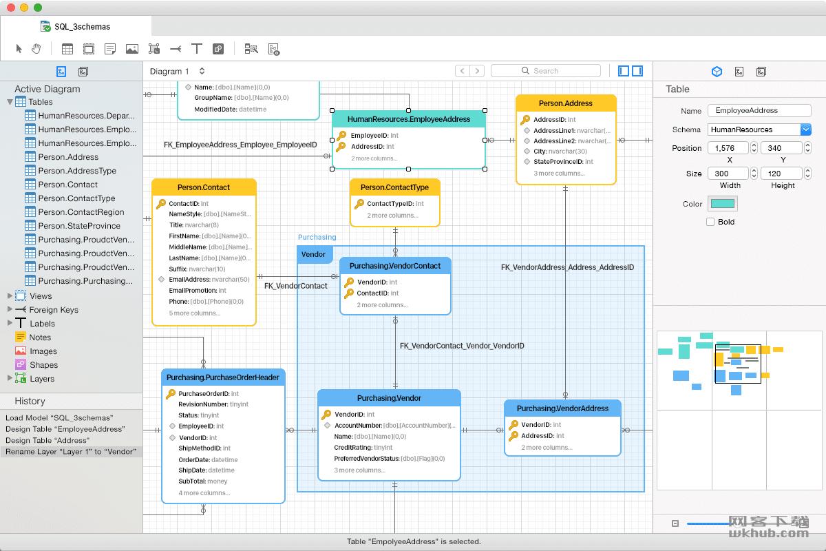 Navicat Premium 12.0.25 强大的数据库管理工具