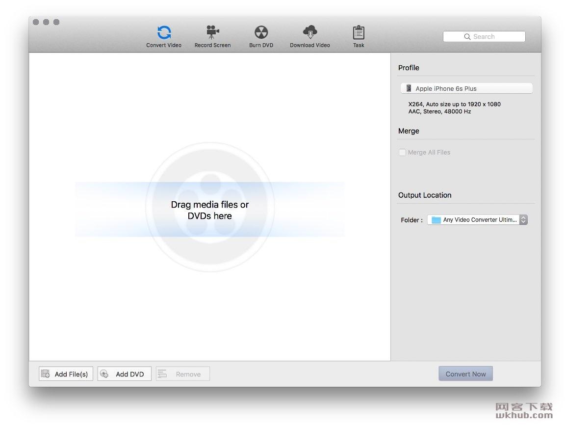 Any Video Converter Ultimate 6.1.8 全功能视频转换工具