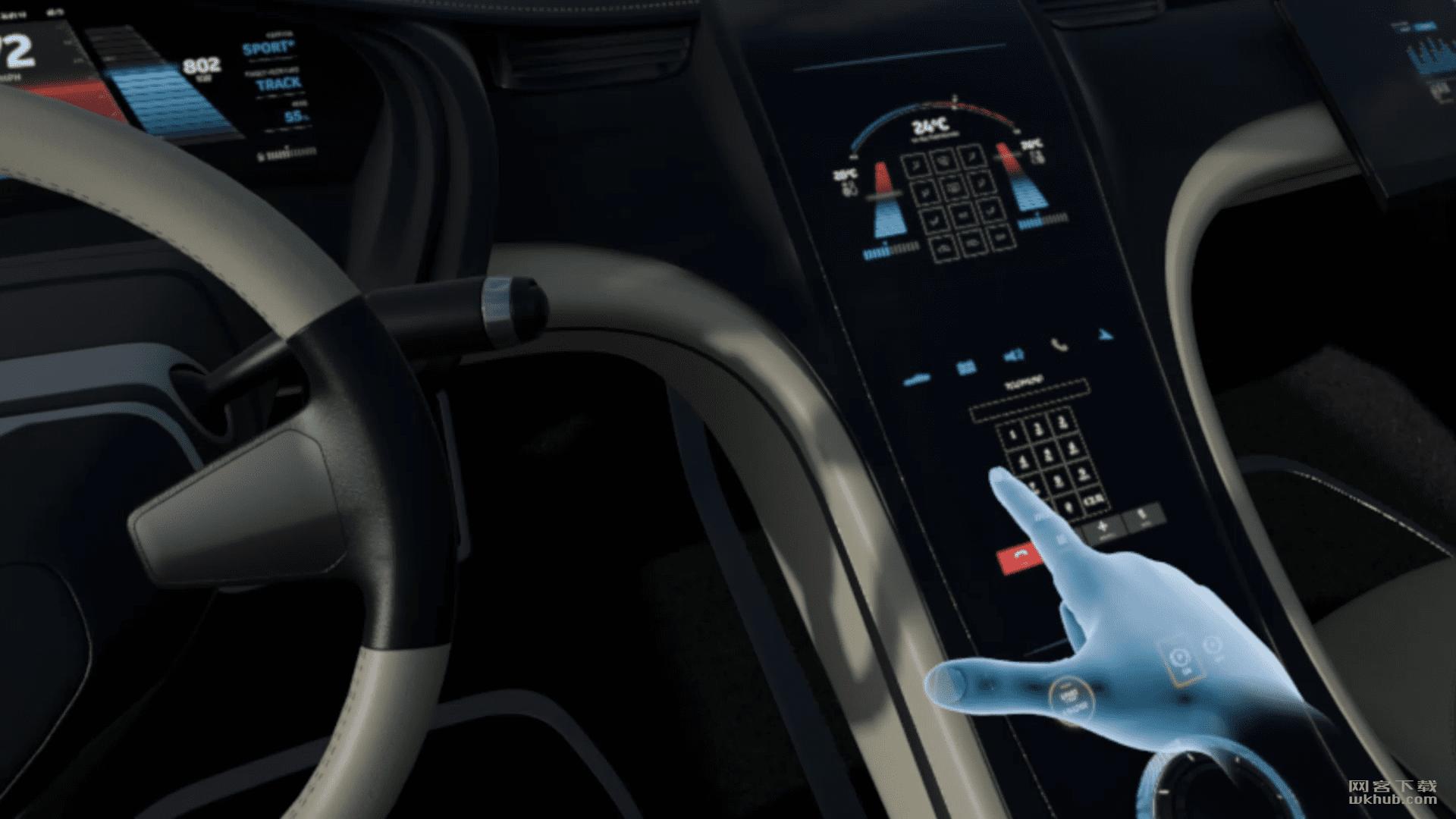 Autodesk VRED Design 2019 强大的工业三维可视化设计软件