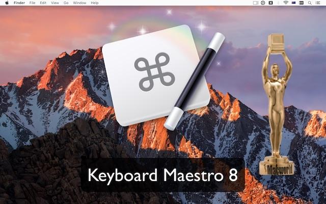 Keyboard Maestro 8.2.2 功能强大的键盘增强工具