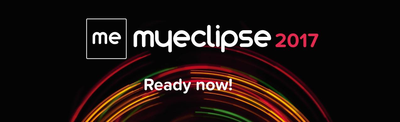 MyEclipse 2017 CI10 强大的 Java 集成开发工具