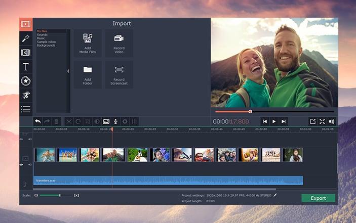 Movavi Video Editor Business 15.5.0 简单易用的视频编辑软件