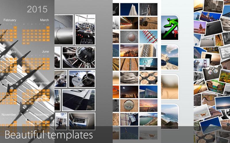 Posterino 3.4.5 可以制作拼贴画的图片编辑工具