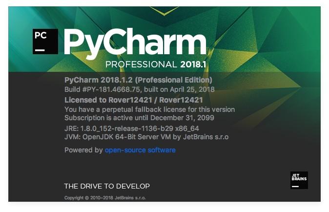 JetBrains PyCharm 2019.2 强大的Python IDE工具