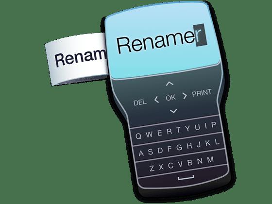 Renamer 5.2 文件批量重命名工具