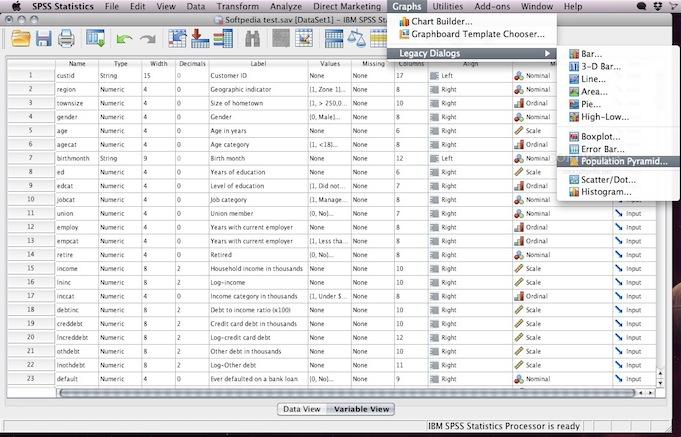 IBM SPSS Statistics 26.0 [IF006] 最强大的统计分析软件