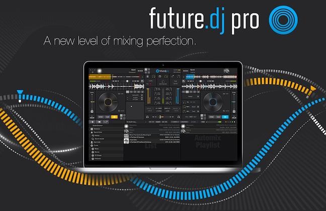 XYLIO Future DJ Pro 1.6.1 强大的多平台DJ混音软件