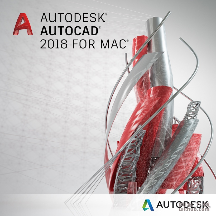 Autodesk AutoCAD 2018.1 强大的CAD绘图工具