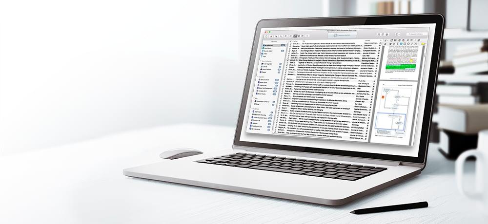 EndNote X8.2 13302 优秀的参考文献管理和写作软件