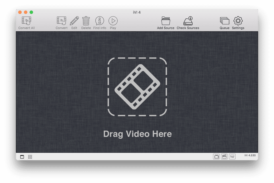 iVI 4.650 好用的视频转换软件