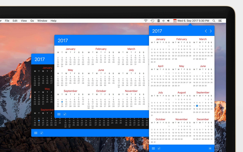 Calendar 366 II 2.3.6 直观好用的日历提醒软件