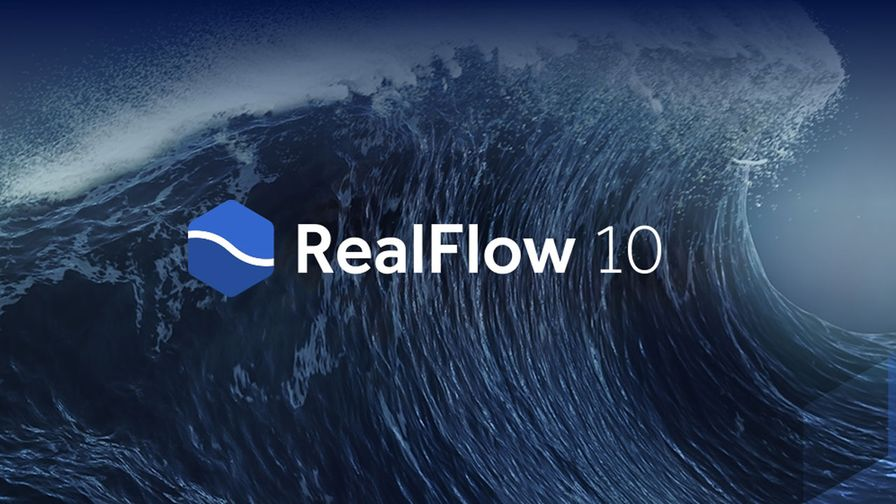 Next Limit RealFlow 2.0.1 4D流体动力学模拟软件