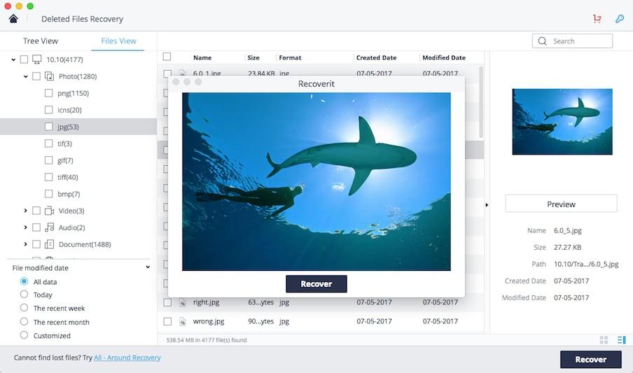 Wondershare Recoverit 7.1.2.7 一款数据恢复软件