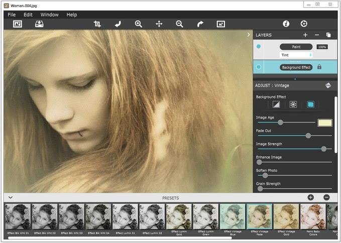 JixiPix Hand Tint Pro 1.0.12 功能强大实用的图片处理工具