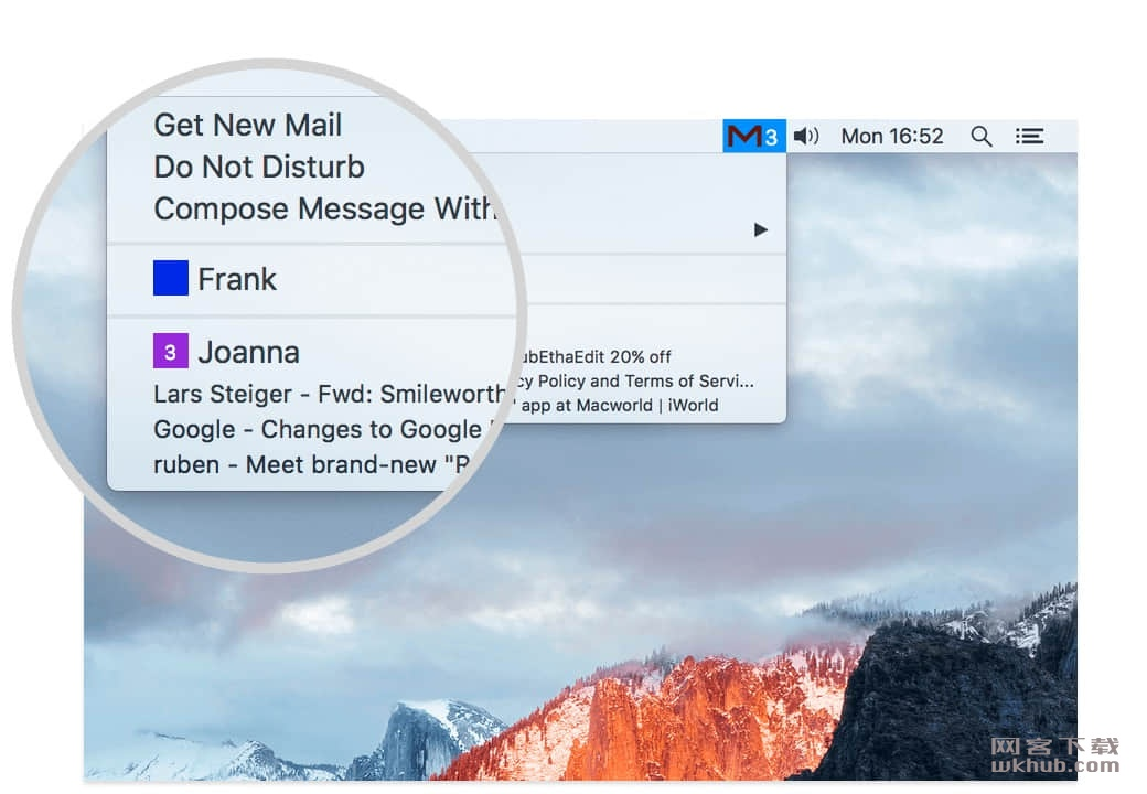 Mailplane 3.8.1 简单易用的Gmail客户端