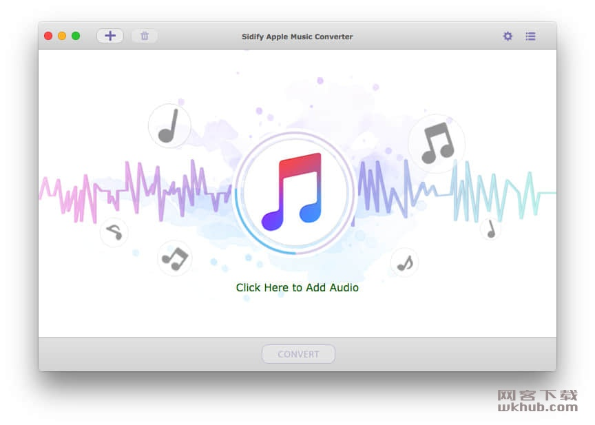 Sidify Apple Music Converter 1.4.2 优秀的音乐转换工具