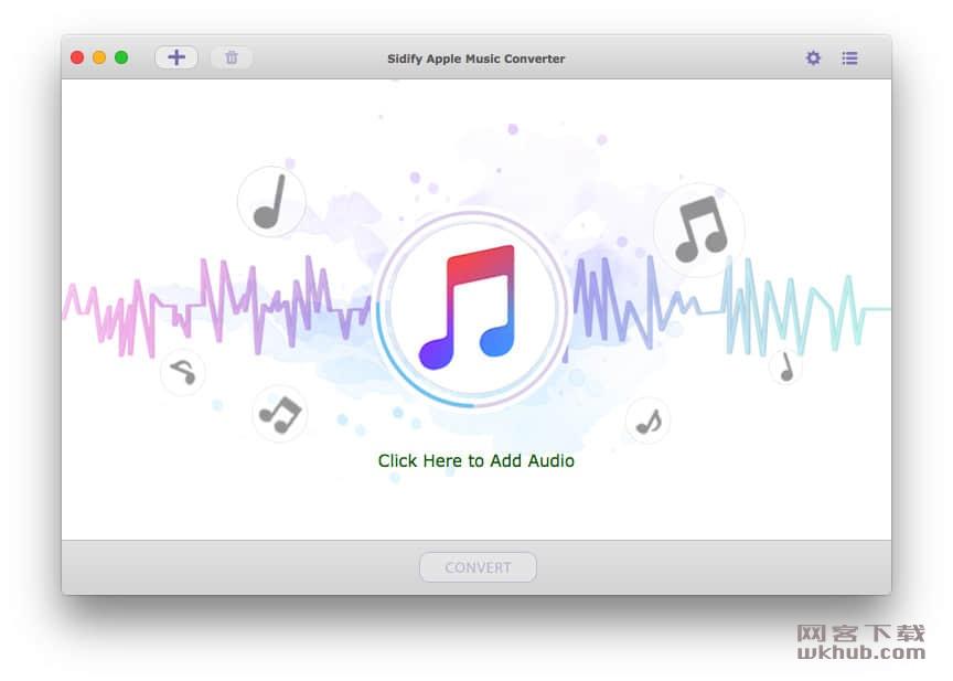 Sidify Apple Music Converter 1.4.6 优秀的音乐转换工具