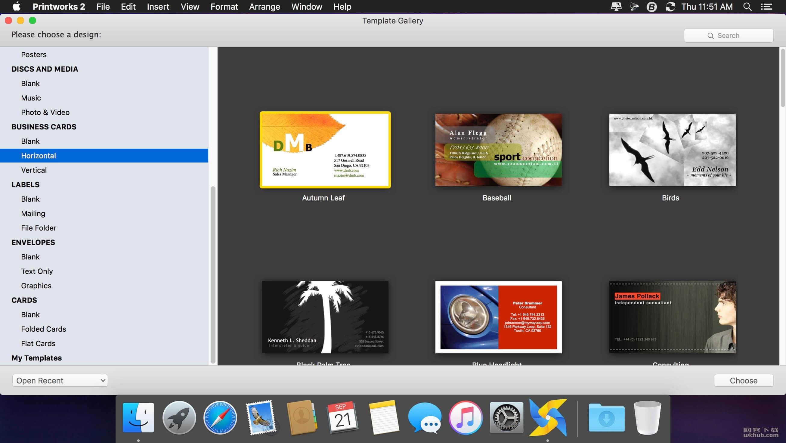 Printworks 2.0.7 经典的全功能版面设计软件