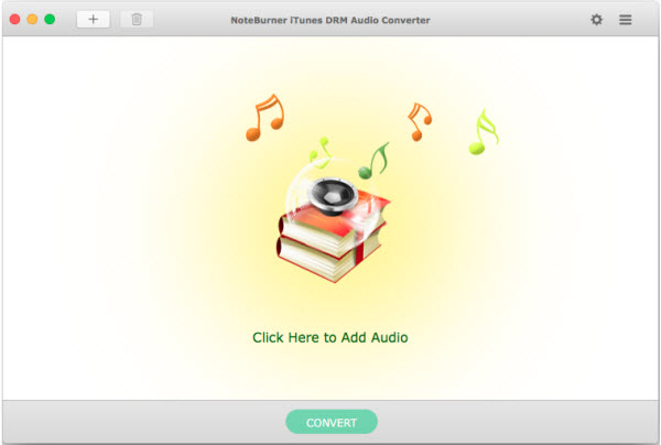 NoteBurner iTunes DRM Audio Converter 2.4.1 简单易用的音频格式转换工具