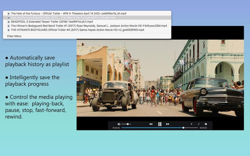 iFunia Media Player 3.3.0 全格式视频播放器