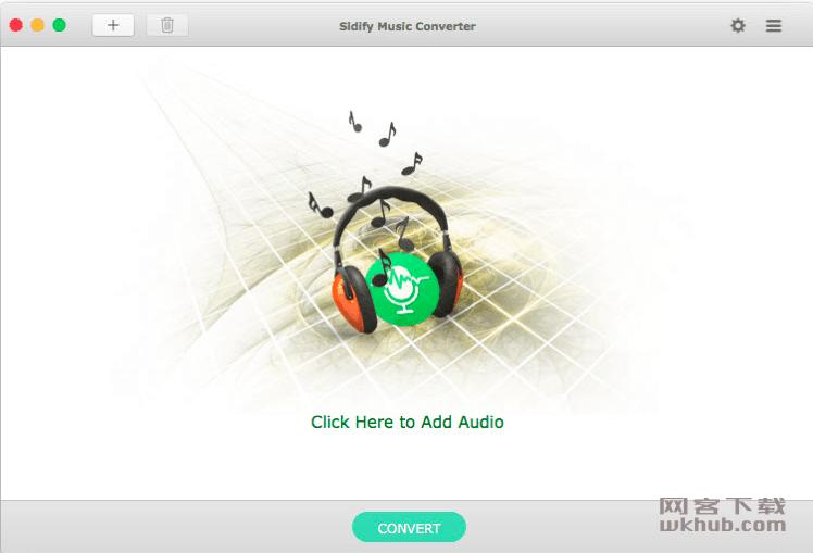 Sidify Music Converter 1.4.0 优秀的音乐转换工具