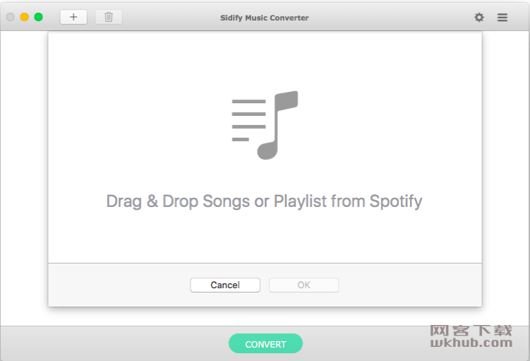 Sidify Music Converter 1.3.3 优秀的音乐转换工具