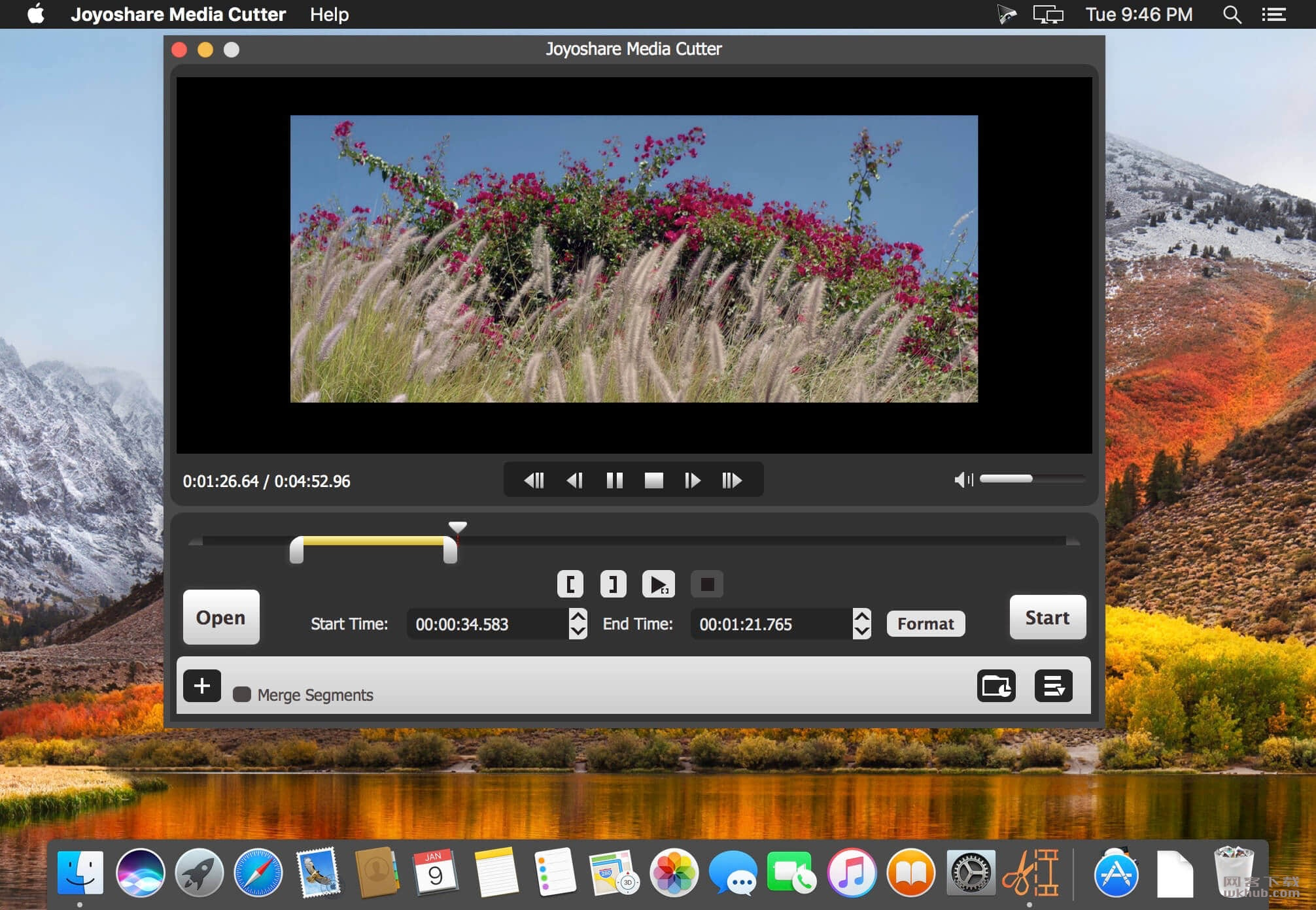 Joyoshare Media Cutter 3.2.0.43 简单易用的视频裁剪软件
