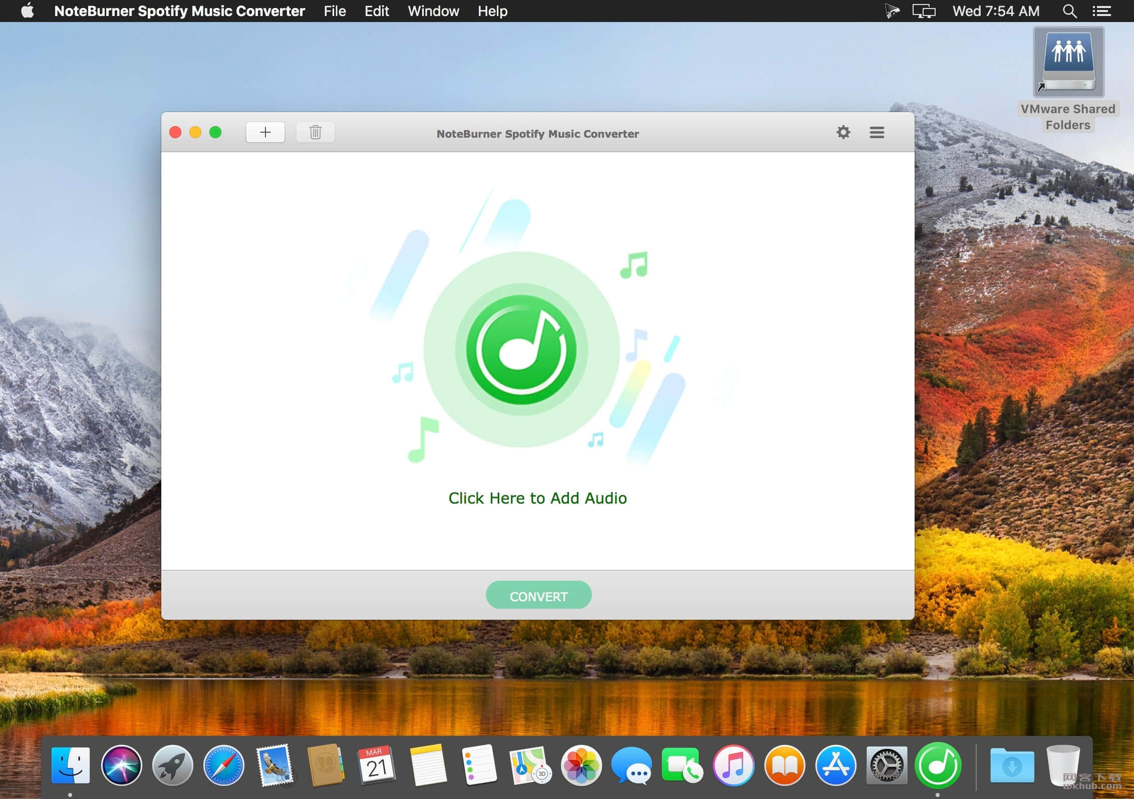 NoteBurner Spotify Music Converter 1.1.6 简单易用的Spotify音频转换器